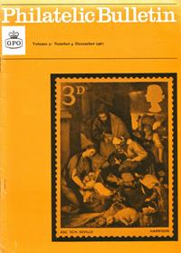 British Philatelic Bulletin Volume 5 Issue 4