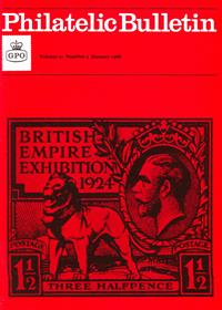 British Philatelic Bulletin Volume 5 Issue 5