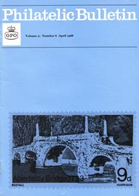 British Philatelic Bulletin Volume 5 Issue 8