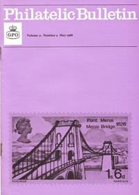 British Philatelic Bulletin Volume 5 Issue 9