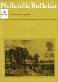 British Philatelic Bulletin Volume 5 Issue 11