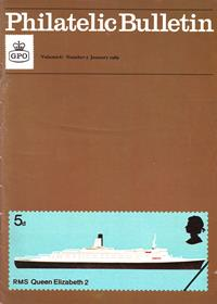 British Philatelic Bulletin Volume 6 Issue 5