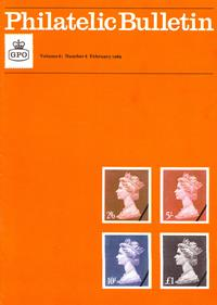 British Philatelic Bulletin Volume 6 Issue 6