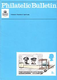 British Philatelic Bulletin Volume 6 Issue 8