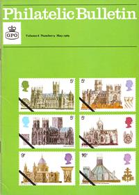 British Philatelic Bulletin Volume 6 Issue 9