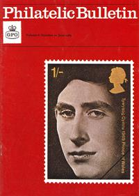 British Philatelic Bulletin Volume 6 Issue 10