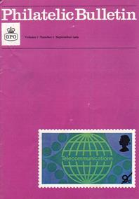 British Philatelic Bulletin Volume 7 Issue 1