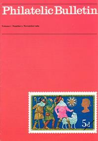 British Philatelic Bulletin Volume 7 Issue 3