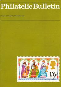 British Philatelic Bulletin Volume 7 Issue 4