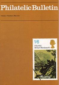 British Philatelic Bulletin Volume 7 Issue 9