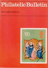 British Philatelic Bulletin Volume 8 Issue 4