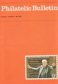 British Philatelic Bulletin Volume 9 Issue 9