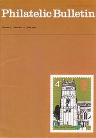 British Philatelic Bulletin Volume 9 Issue 10