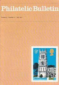 British Philatelic Bulletin Volume 9 Issue 11