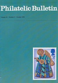 British Philatelic Bulletin Volume 10 Issue 2