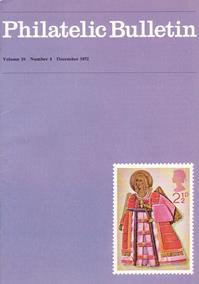 British Philatelic Bulletin Volume 10 Issue 4