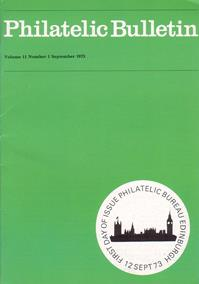 British Philatelic Bulletin Volume 11 Issue 1