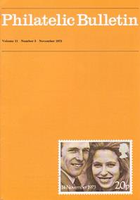British Philatelic Bulletin Volume 11 Issue 3