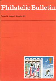 British Philatelic Bulletin Volume 11 Issue 4