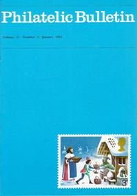British Philatelic Bulletin Volume 11 Issue 5