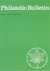 British Philatelic Bulletin Volume 11 Issue 6