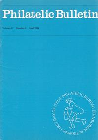 British Philatelic Bulletin Volume 11 Issue 8