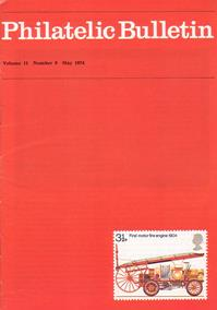 British Philatelic Bulletin Volume 11 Issue 9