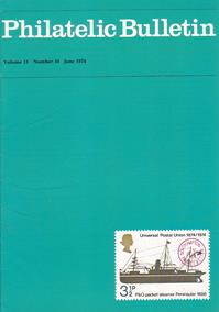 British Philatelic Bulletin Volume 11 Issue 10