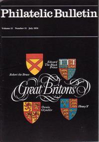 British Philatelic Bulletin Volume 11 Issue 11
