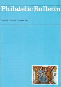 British Philatelic Bulletin Volume 12 Issue 3