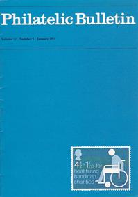 British Philatelic Bulletin Volume 12 Issue 5