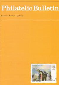 British Philatelic Bulletin Volume 12 Issue 8