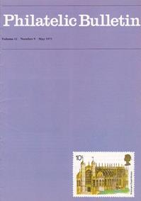 British Philatelic Bulletin Volume 12 Issue 9