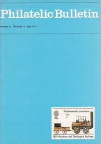 British Philatelic Bulletin Volume 12 Issue 11