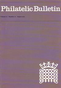 British Philatelic Bulletin Volume 12 Issue 12