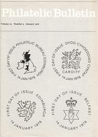 British Philatelic Bulletin Volume 13 Issue 5