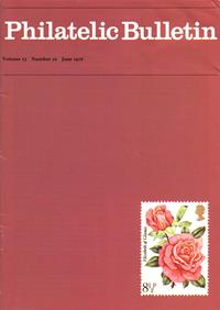 British Philatelic Bulletin Volume 13 Issue 10