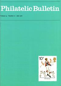British Philatelic Bulletin Volume 13 Issue 11