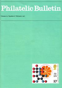 British Philatelic Bulletin Volume 14 Issue 6