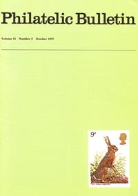 British Philatelic Bulletin Volume 15 Issue 2