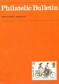 British Philatelic Bulletin Volume 16 Issue 1