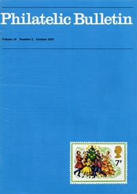 British Philatelic Bulletin Volume 16 Issue 2