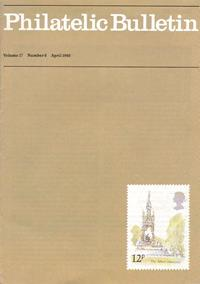 British Philatelic Bulletin Volume 17 Issue 8