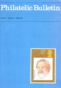 British Philatelic Bulletin Volume 17 Issue 12