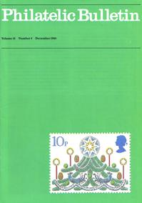 British Philatelic Bulletin Volume 18 Issue 4