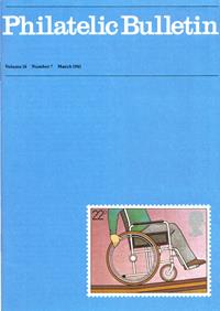 British Philatelic Bulletin Volume 18 Issue 7
