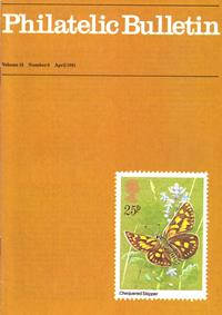 British Philatelic Bulletin Volume 18 Issue 8