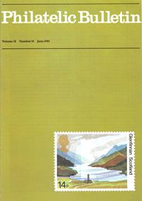 British Philatelic Bulletin Volume 18 Issue 10