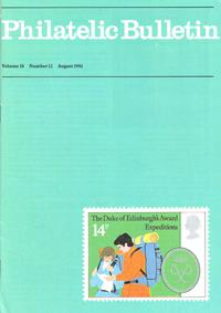 British Philatelic Bulletin Volume 18 Issue 12