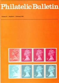 British Philatelic Bulletin Volume 19 Issue 6